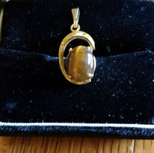 Topaz pendant